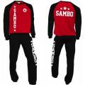 Утепленный костюм *SAMBO* красный