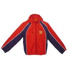 Ветрозащитный костюм сгоночный - красный